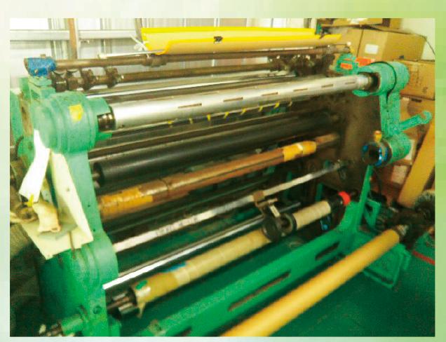 三ツ矢産業/ピンニング機